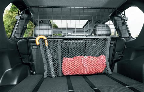 nissan car for dogs nissan x trail t31 genuine guard partition car boot grille rack ke964jg522 ebay