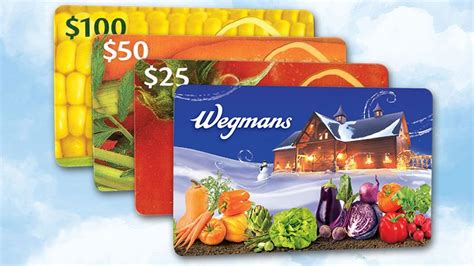 Wegmans Gift Cards - shoppers club for business wegmans