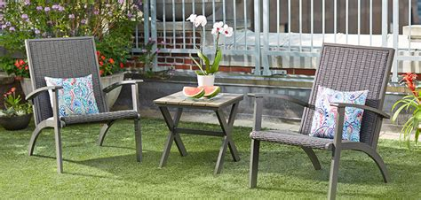 small space patio collections at the home depot