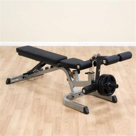 solid fid46 adjustable bench commercial power racks commercial fitness equipment