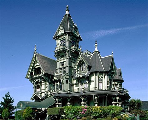 Different Style Homes by Panoramio Photo Of Eureka Ca Carson Mansion