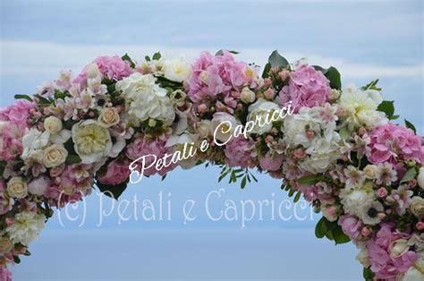 arco fiori fiori per matrimonio pz wedding decorazioni