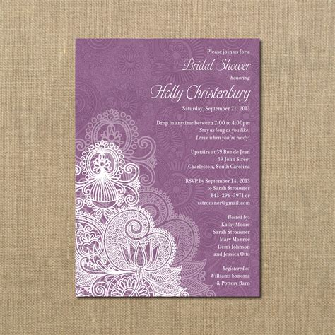 Come With Me Sweater Ae Invites by Bridal Shower Invitation Drop In Come And Go Digital