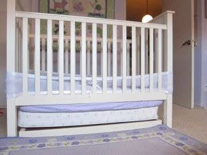 Crib Mattress On Floor by Escape From Baby Wruble