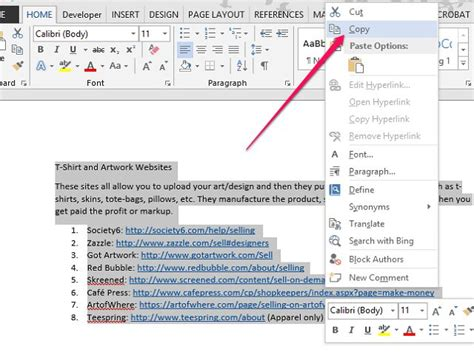 How To Duplicate A Word Document how to copy one page of an ms word document techwalla