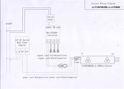wiring diagram led channel letters jzgreentown