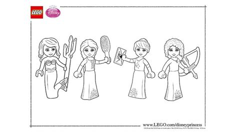 lego princess coloring pages lego princesses coloring sheet lego 174 coloring sheets