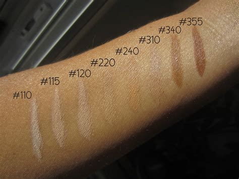 Maybelline Fit Me Foundation 220 maybelline fit me shine free foundation sticks ommorphia