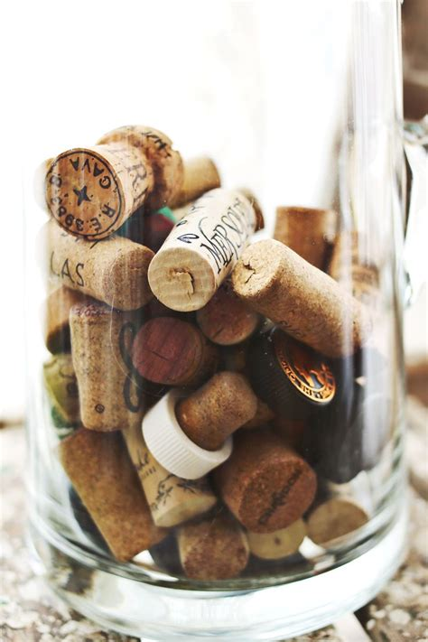 Home Decorating Courses little traditions wine cork memories a beautiful mess