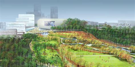 scape landscape architecture wins competition for