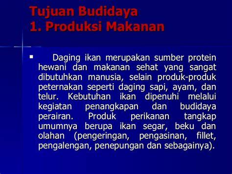Dasar Dasar Budidaya Perikanan Hamdan Alwi 1 pendahuluan dasar bdp