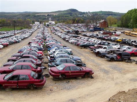 Backyard Auto Parts by Junk Yard Pittsburgh