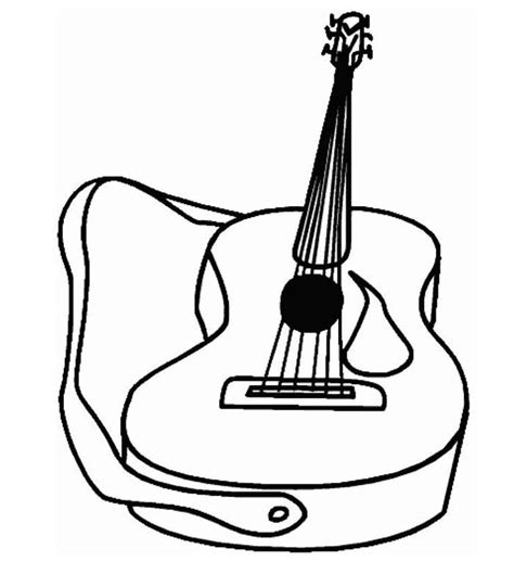 coloring pages for music instruments musical instruments coloring pages 27360 bestofcoloring com