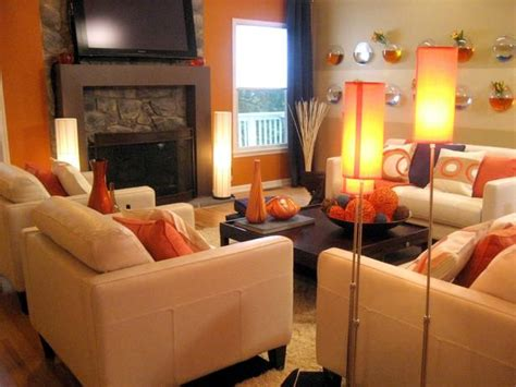 Orange Accent Wall Living Room by 46 Best Orange Accent Images On Orange Accent