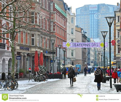 House Building Plans And Prices pedestrian street in malmo sweden editorial stock photo