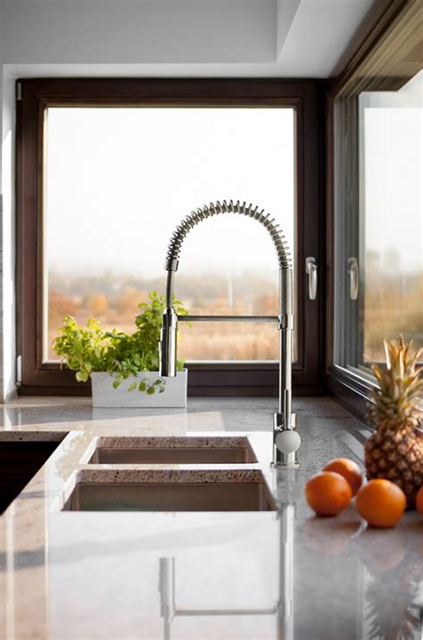 buy riobel bi201 bistro tall kitchen faucet with spray at riobel faucets ma maison my home