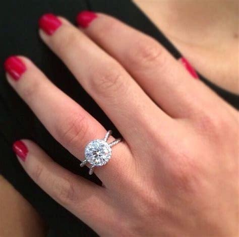 David Yurman crossover engagement ring!   Country Wedding