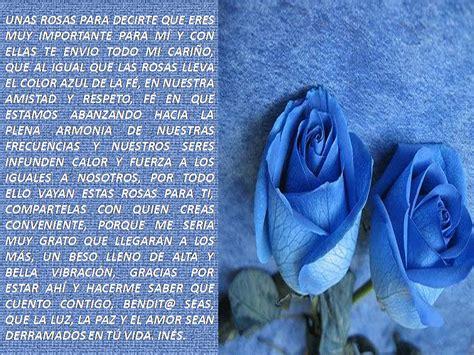 imagenes de rosas azules con frases de amor corazones y rosas azules de amor imagui