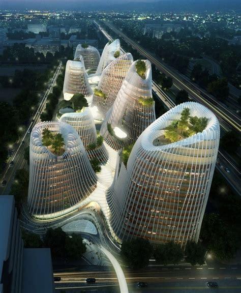 future building designs futuristic architecture mad architects cbd futuristic