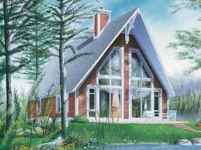 Aframe House Plans by A Frame House Plans From Dream Home Source A Frame Home