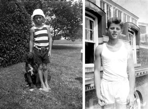 kid friendly biography of john f kennedy throwback thursday here s what jfk was like as a kid