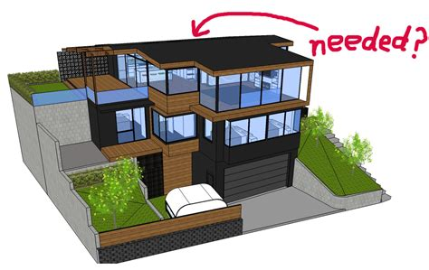 home design using google sketchup sketchup home design home deco plans