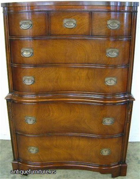 Antique Drexel Furniture by Antique Mahogany Drexel Chest At Antique Furniture Us