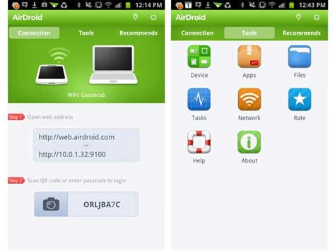 airdroid the best way to manage your android via desktop browser cio