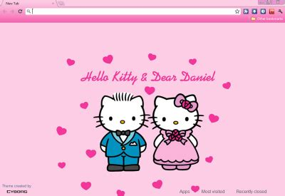 hello kitty themes google chrome hello kitty google chrome themes download