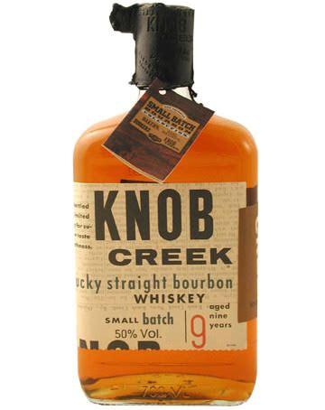 Knob Creek Kentucky Bourbon by The Great Knob Creek Bourbon Shortage Of 2009