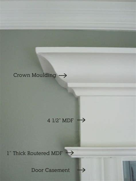 Crown Molding Around Windows Ideas Best 20 Molding Around Windows Ideas On Pinterest White Window Trim Windows Upgrade And