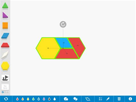 Pattern Shapes Math Learning Center | pattern shapes by the math learning center educator