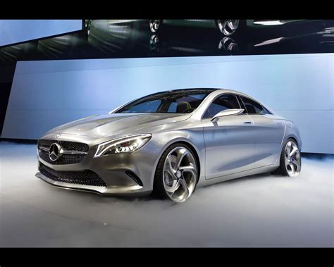 mercedes concept mercedes concept style coupe csc near production project