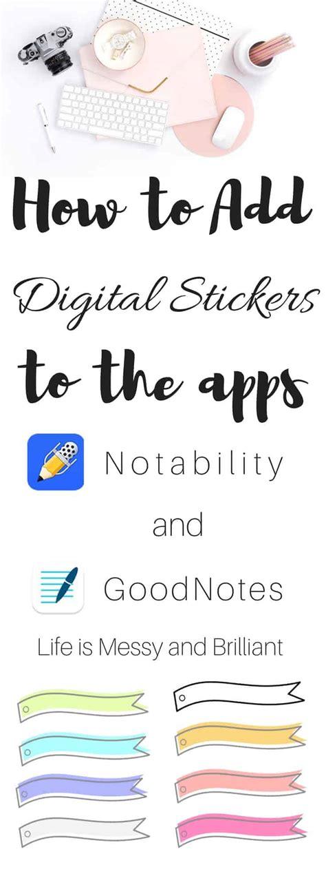 Add Stickers To