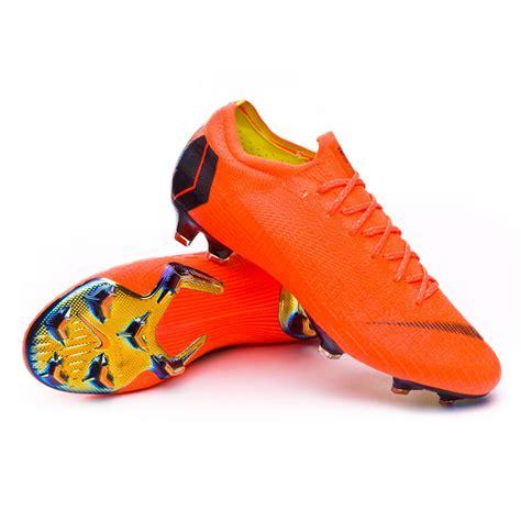 Nike Mercurial Vapor Orange boot nike mercurial vapor xii elite fg total orange black