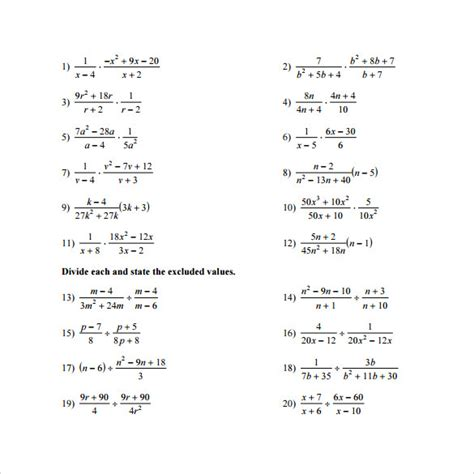 Polynomial Division Worksheet by Division 187 Worksheets Division Of Polynomials Free Math