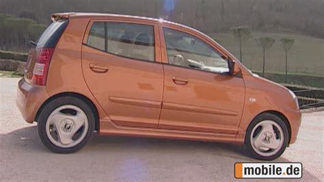 mobil de gebraucht wagen test kia picanto 2004 2011 mobile de gebrauchtwagen