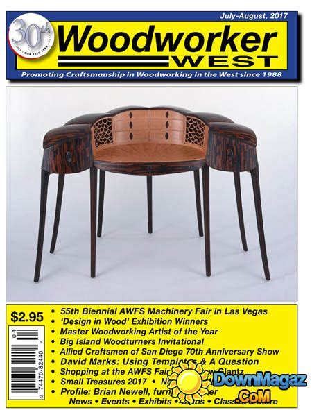Woodworker West 07 08 2017 187 Pdf Magazines