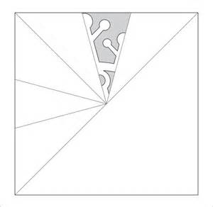 Paper Snowflake Templates by Pin Snowflake Template For On