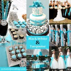 and turquoise decorations your wedding color story part 2 exclusively weddings