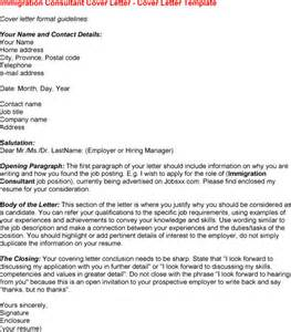 Immigration Cover Letter cover letter for immigration application 13887