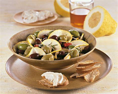cedro ricette cucina insalata di olive e cedro cucina naturale