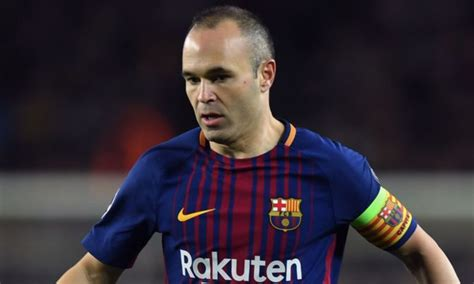 barcelona believe andres iniesta will leave for chinese five reasons andres iniesta will leave barcelona for china
