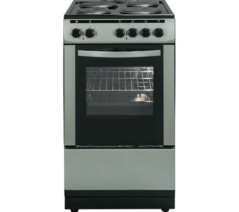 Electric Cooker buy cheap silver electric cooker compare cookers ovens