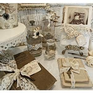 shabby chic craft ideas polyvore
