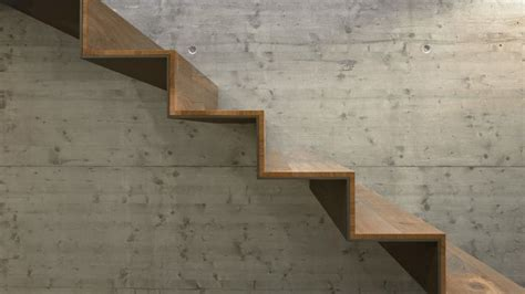 faltwerktreppe stahl 36 best images about stairs on concrete walls