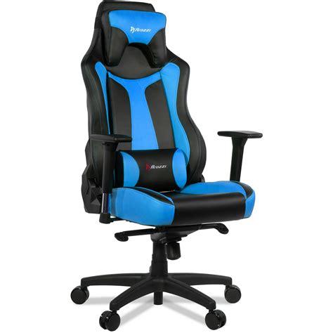 blue gaming chair arozzi vernazza gaming chair blue vernazza bl b h photo