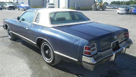76 Dodge Charger 1976 Dodge Charger Se