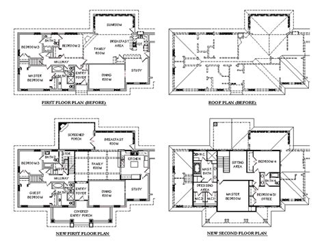 second story additions floor plans second story additions floor plans home design