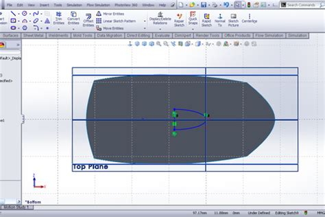 solidworks tutorial won t open tutorial basic surface modeling of mouse in solidworks